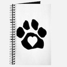 Heart In Paw Journal