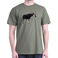 Okapi Green T-Shirt