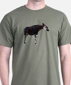 Okapi Green T-Shirt