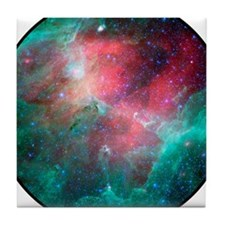 Galaxy - Space - Stars - Universe - Cosmic Tile Co
