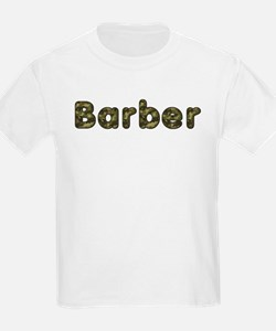 Barber Army T-Shirt