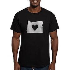 Heart Oregon T