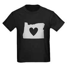 Heart Oregon T