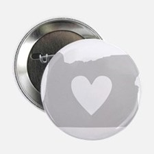 "Heart Oregon 2.25"" Button"