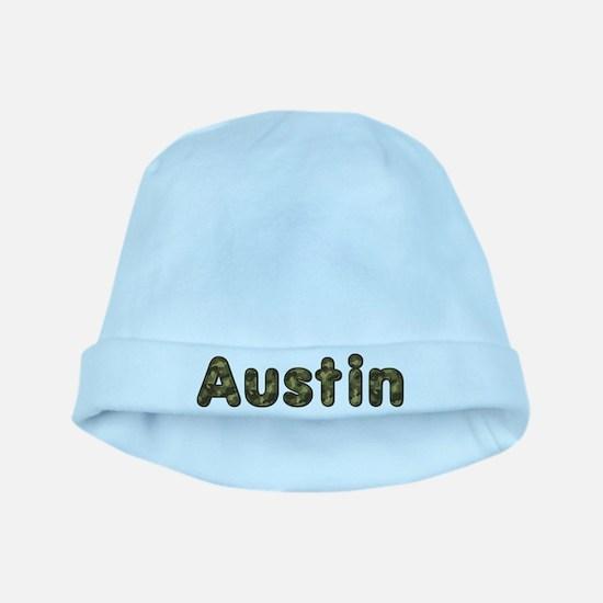 Austin Army baby hat