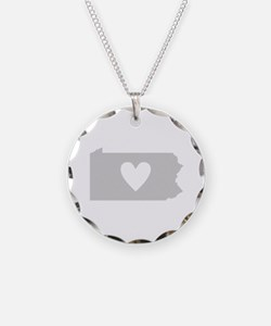 Heart Pennsylvania Necklace