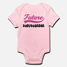 Future Bodyboarder Infant Bodysuit