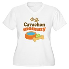 Cavachon Mommy T-Shirt