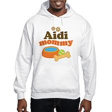 Aidi Dog Mommy Hoodie