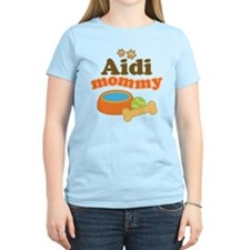 Aidi Dog Mommy T-Shirt