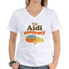 Aidi Dog Mommy Shirt