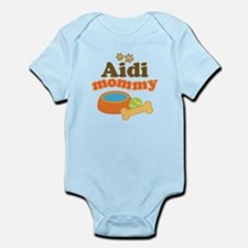 Aidi Dog Mommy Infant Bodysuit