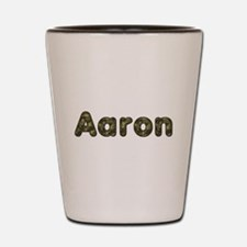 Aaron Army Shot Glass