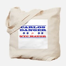 Carlos Danger for Mayor Tote Bag
