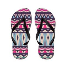 Mix #407, Tribal Flip Flops