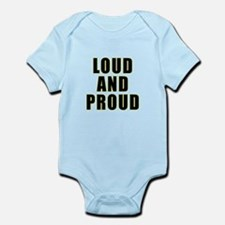 Loud Proud Body Suit