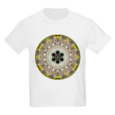 Bobcat Mandala Kids T-Shirt
