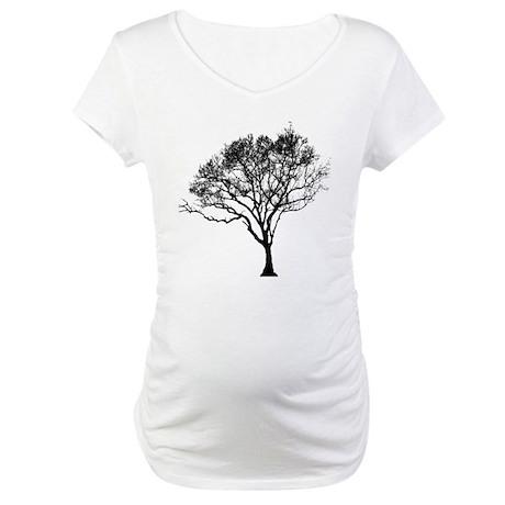 Tree Maternity T-Shirt