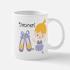 Blond Girl Dancer Mug