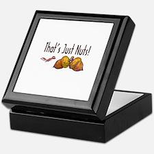 That's Just Nuts! Keepsake Box