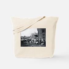 Gallows Tote Bag