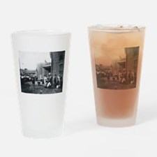 Gallows Drinking Glass