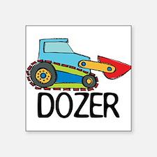 Dozer Sticker