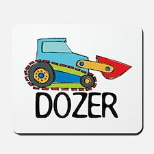 Dozer Mousepad