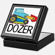 Dozer Keepsake Box