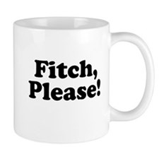 Fitch, Please! Mug