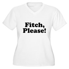 Fitch, Please! Plus Size T-Shirt