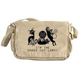 Cat Messenger Bags & Laptop Bags