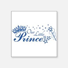 Our Little Price graphic with crown and stars Stic