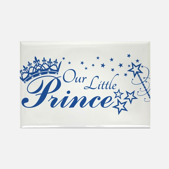 Our Little Price graphic with crown and stars Rect