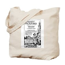 Mary Pickford Rosita Tote Bag