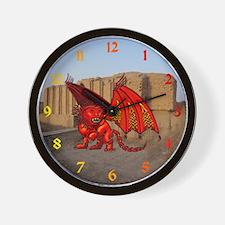 Manticore Wall Clock