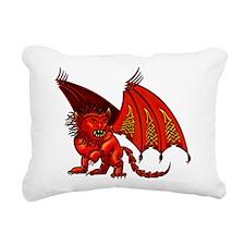 Manticore Rectangular Canvas Pillow
