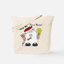 Help Me i'm a Nurse Tote Bag