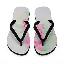 Rose of Sharon Flip Flops