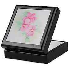 Rose of Sharon Keepsake Box