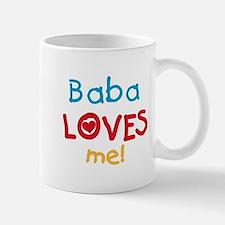Baba Loves Me Mug