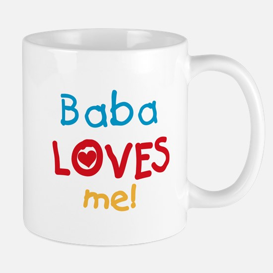 Baba Loves Me Mug