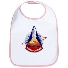 STS-1 Columbia Bib