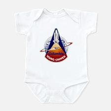 STS-1 Columbia Infant Bodysuit
