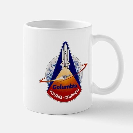 STS-1 Columbia Mug