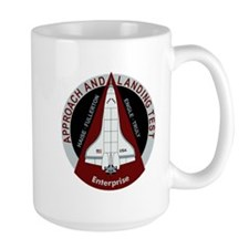 Enterprise Landing Test Mug