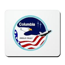 Columbia STS-2 Mousepad