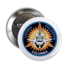 "STS-3 Columbia 2.25"" Button"