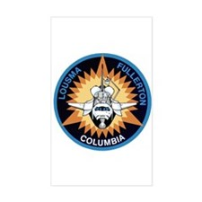 STS-3 Columbia Decal