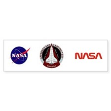 Enterprise Landing Test Bumper Sticker